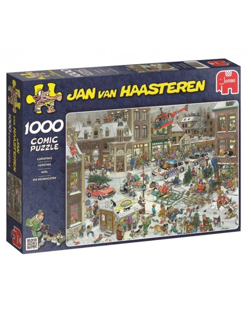 Jan van Haasteren Jan van Haasteren Kerstmis - 1000 stukjes