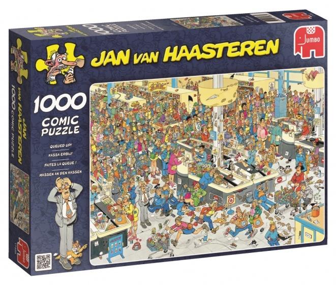 Jan van Haasteren Kassa Erbij! - 1000 stukjes