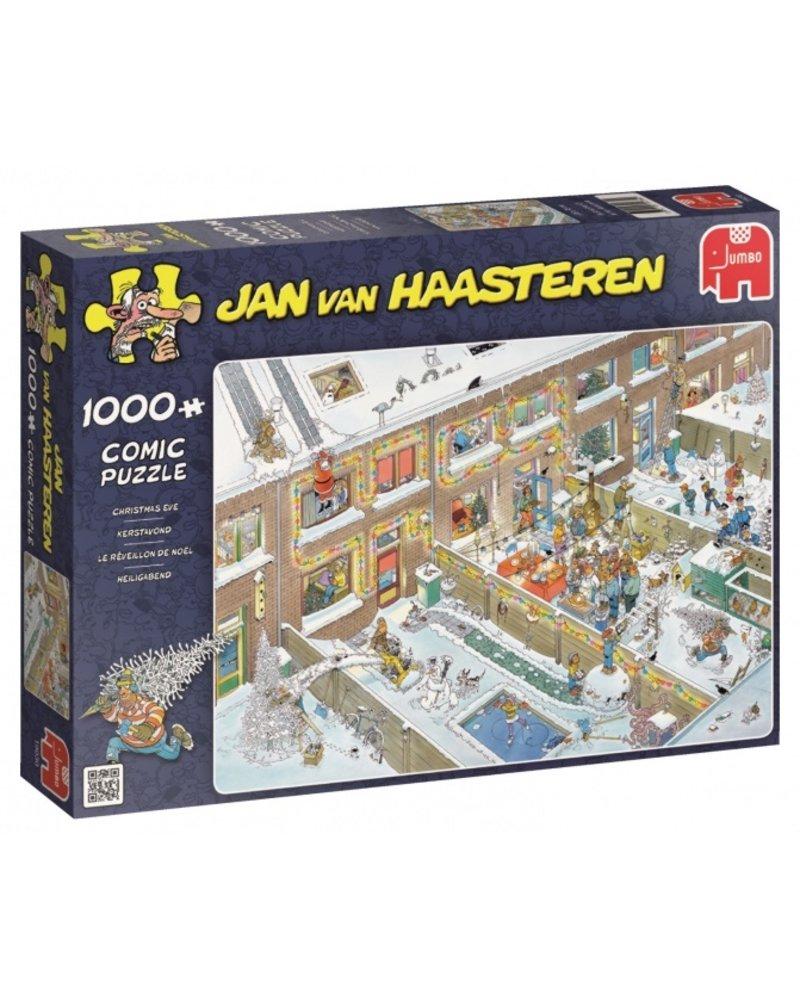 Jan van Haasteren Jan van Haasteren Kerstavond - 1000 stukjes