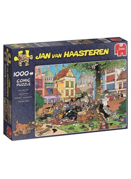 Jan van Haasteren Vang die Kat! - 1000 stukjes