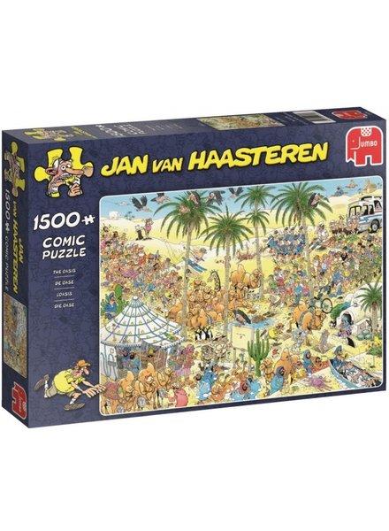 Jan van Haasteren De Oase - 1500 stukjes