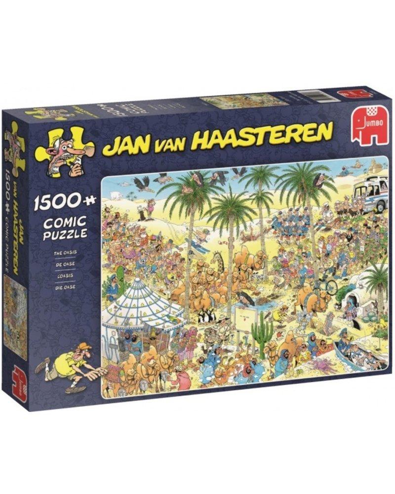 Jan van Haasteren Jan van Haasteren De Oase - 1500 stukjes
