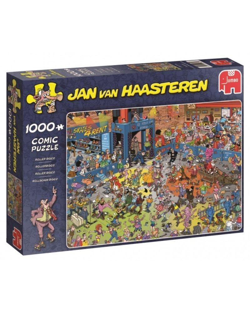 Jan van Haasteren Jan van Haasteren Rollerdisco - 1000 stukjes