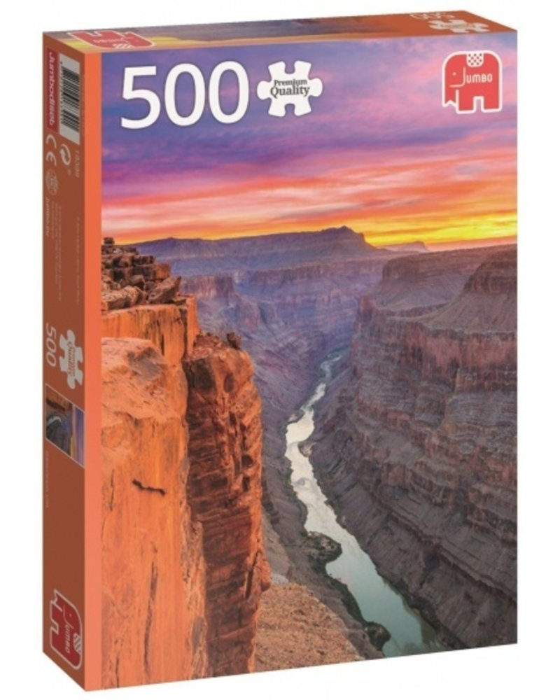 Jumbo Grand Canyon - 500 stukjes