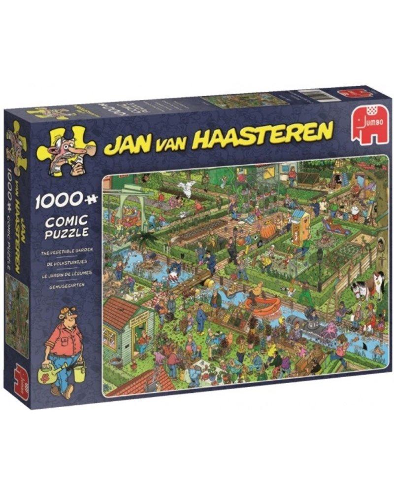 Jan van Haasteren Jan van Haasteren Volkstuintjes - 1000 stukjes