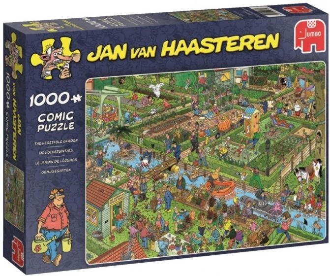 Jan van Haasteren Volkstuintjes - 1000 stukjes