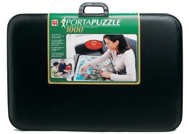 Jumbo Puzzle Mates Portapuzzle Deluxe - 1000 stukjes