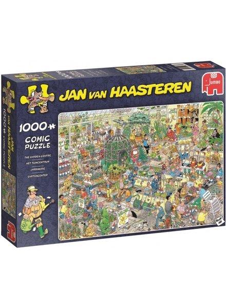 Jan van Haasteren Het Tuincentrum - 1000 stukjes