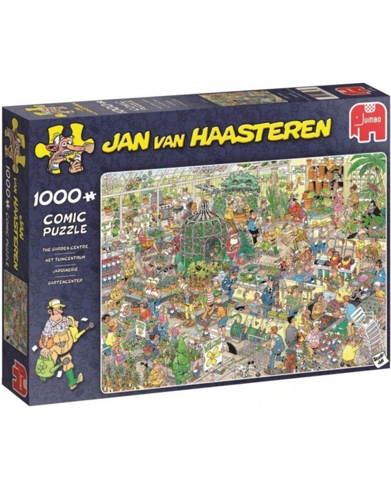 Jan van Haasteren Jan van Haasteren Het Tuincentrum - 1000 stukjes