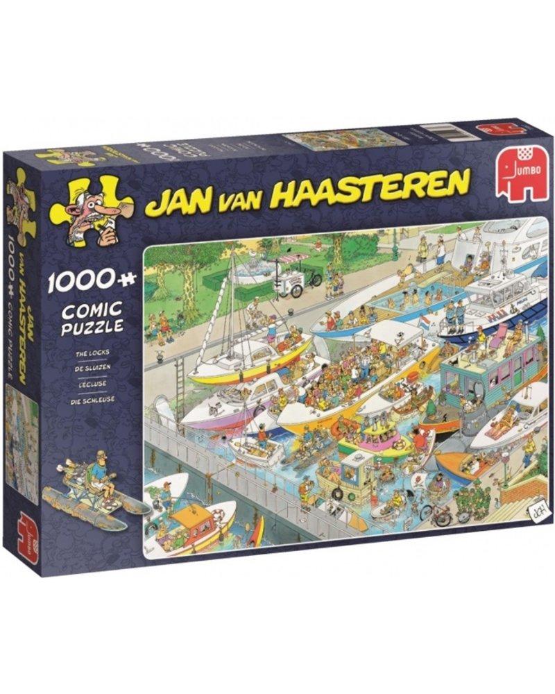 Jan van Haasteren Jan van Haasteren De Sluizen - 1000 stukjes