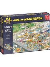Jan van Haasteren De Sluizen - 2000 stukjes