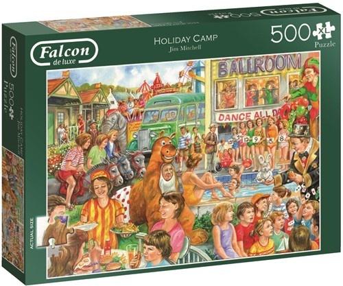 Falcon Falcon Zomerkamp - 500 stukjes XL