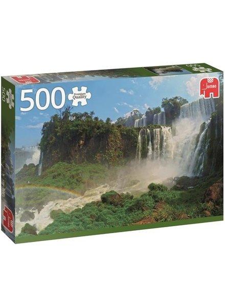 Jumbo Iguazu Falls 500 stukjes