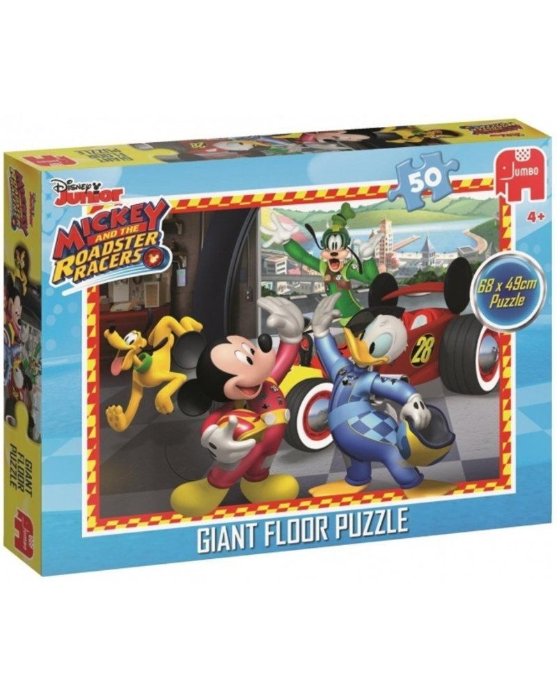 Jumbo Vloerpuzzel Disney Mickey Mouse 50 stukjes