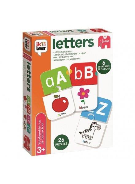 Jumbo Ik Leer Letters