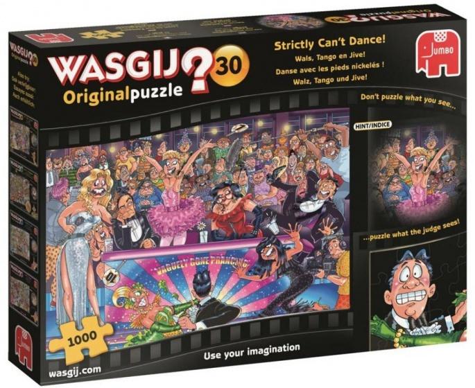 Jumbo Wasgij Wals, Tango en Jive! - 1000 stukjes