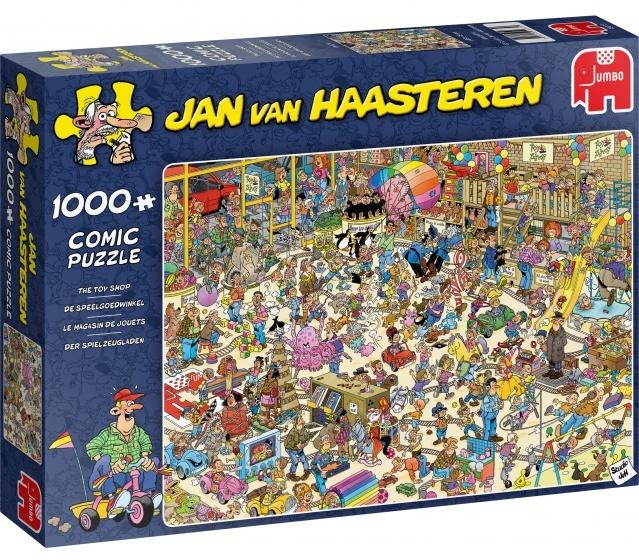 Jan van Haasteren De Speelgoedwinkel - 1000 stukjes