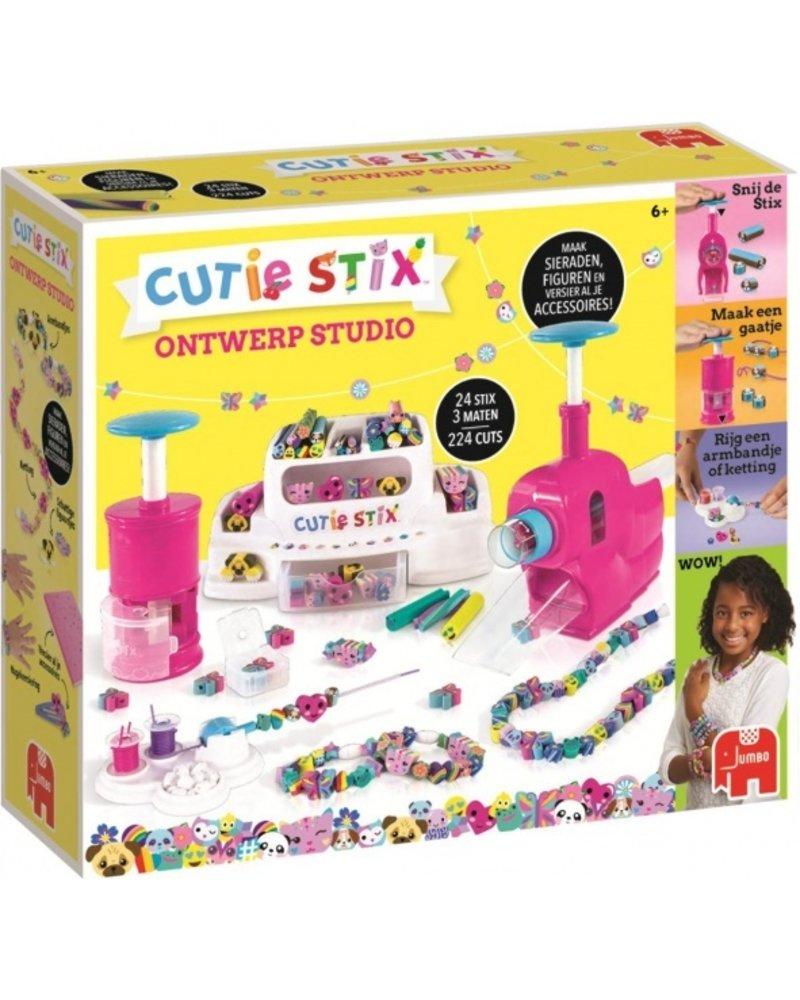 Jumbo Cutie Stix ontwerpstudio 65-delig