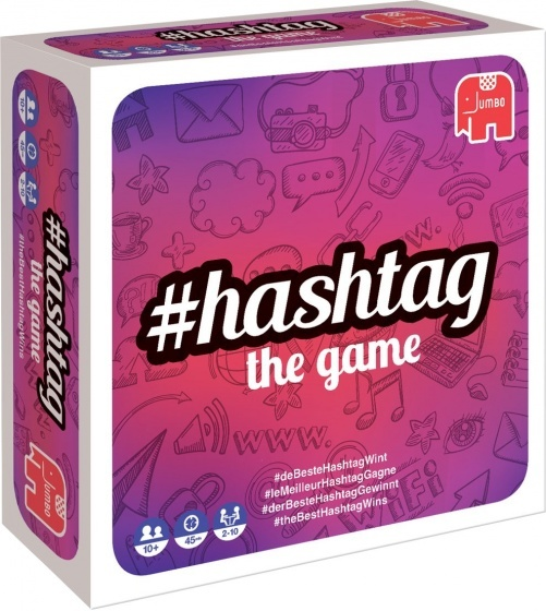 Jumbo Hashtag The Game
