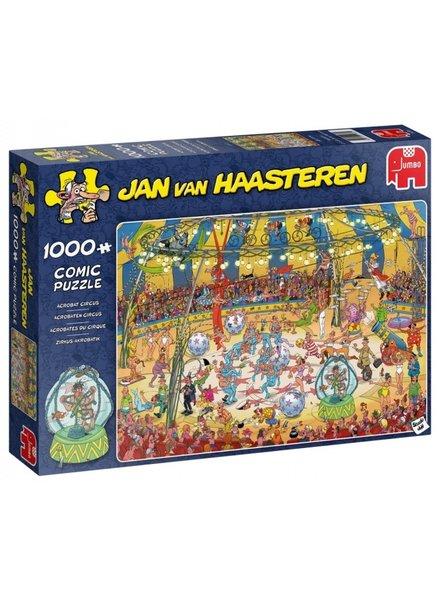Jan van Haasteren Acrobaten Circus - 1000 stukjes
