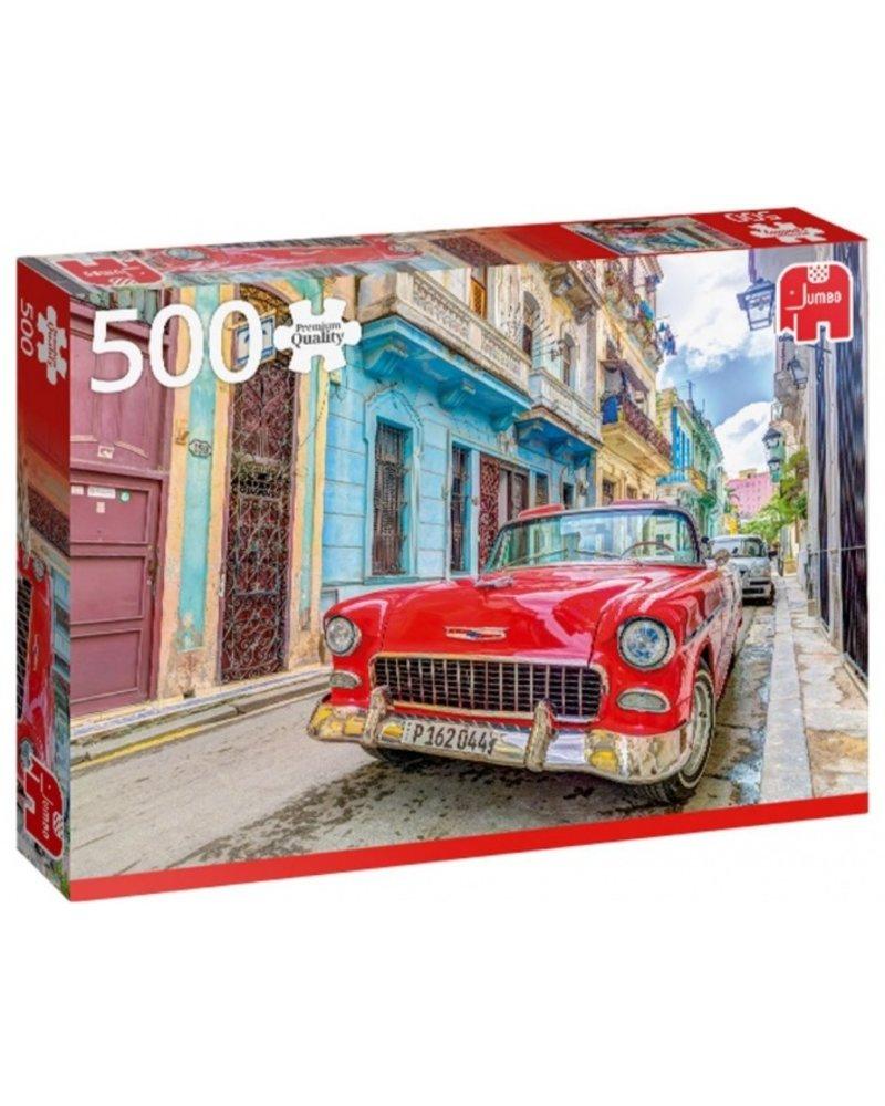 Jumbo Havana, Cuba - 500 stukjes