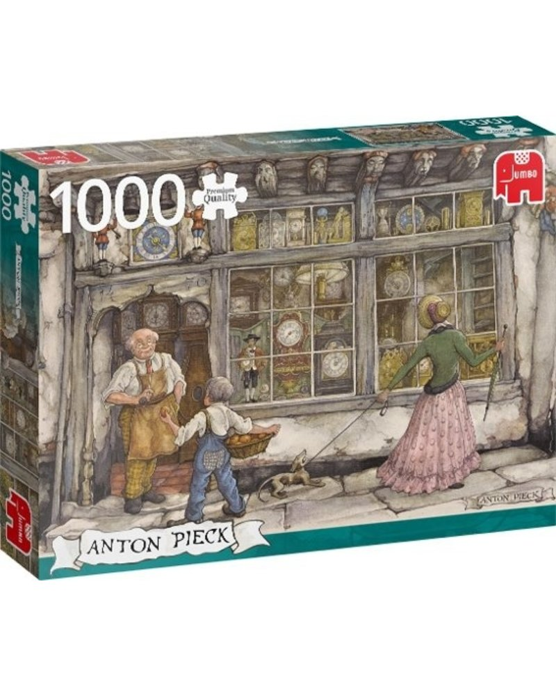 Jumbo Anton Pieck The Clock Shop - 1000 stukjes