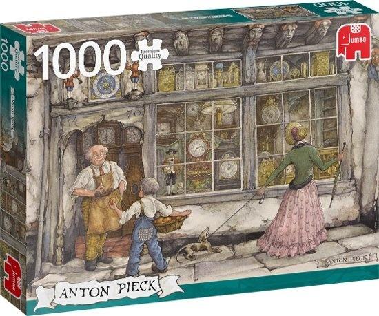 Jumbo Anton Pieck The Clock Shop - 1000 stukjes