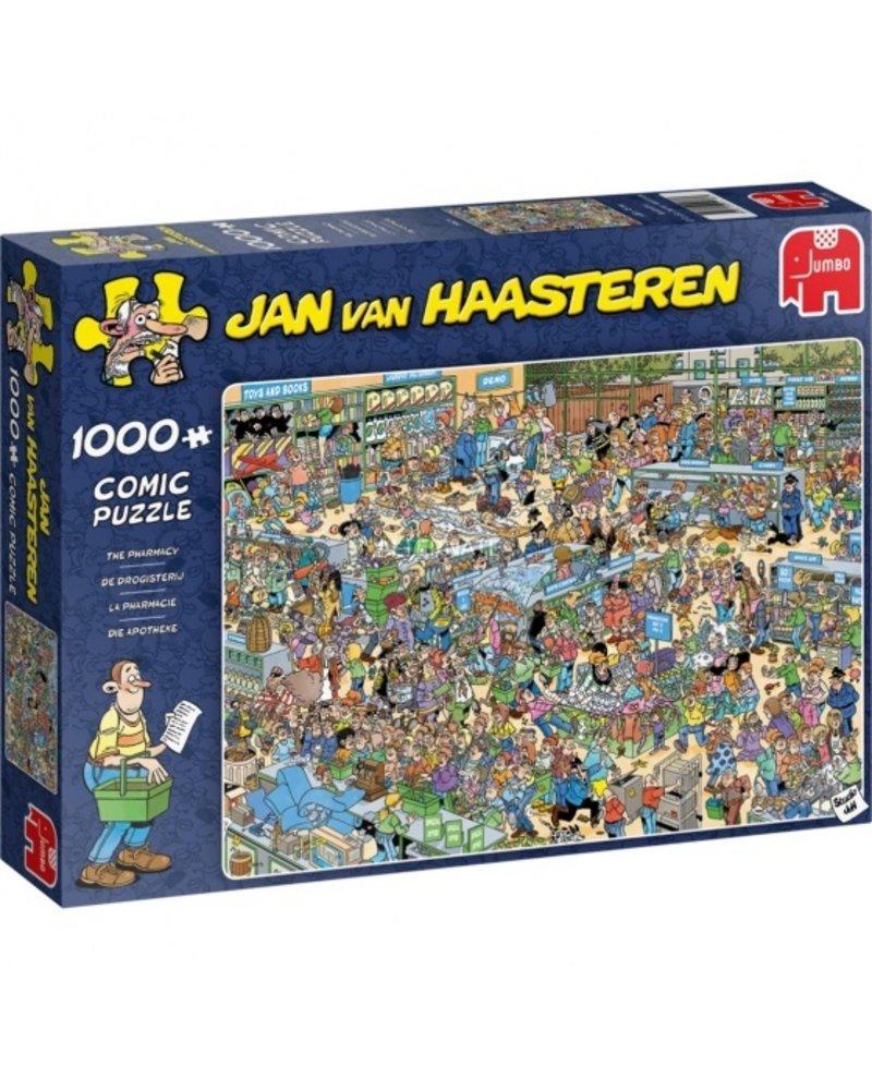 Jan van Haasteren Jan van Haasteren de drogisterij - 1000 stukjes