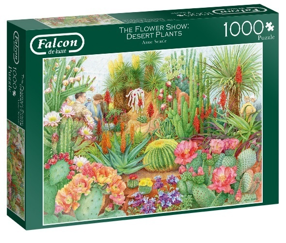 Jumbo Flower Show Desert Plants - 1000 stukjes