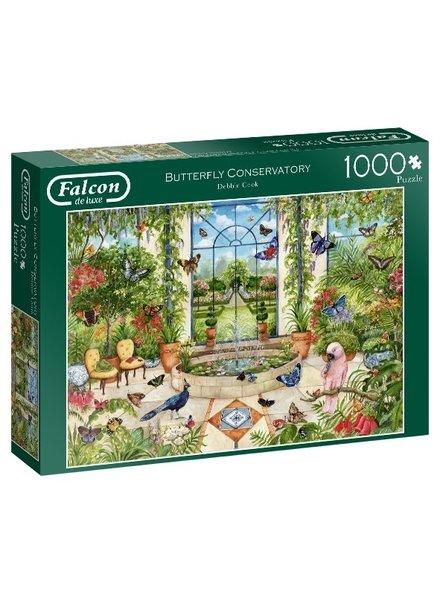 Falcon Butterfly Conservatory - 1000 stukjes