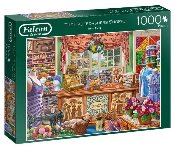 Falcon The Haberdashers Shoppe - 1000 stukjes