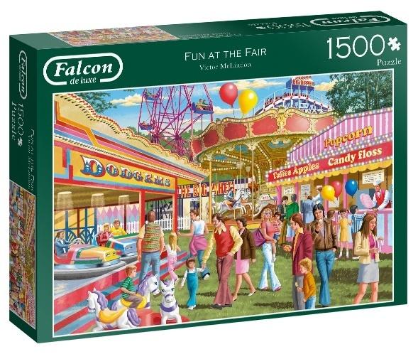 Falcon Fun at the Fair - 1500 stukjes