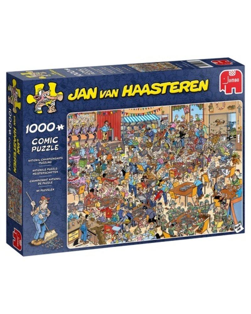 Jan van Haasteren Jan van Haasteren NK Legpuzzelen - 1000 stukjes