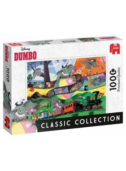Jumbo Classic Disney Dumbo - 1000 stukjes