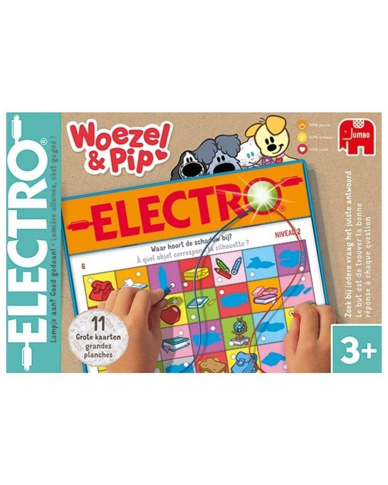 Jumbo Electro Original Woezel & Pip
