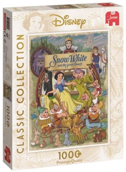 Jumbo Classic Disney Snow White - 1000 stukjes