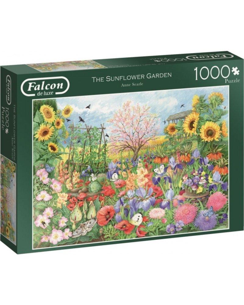Falcon The Sunflower Garden - 1000 stukjes