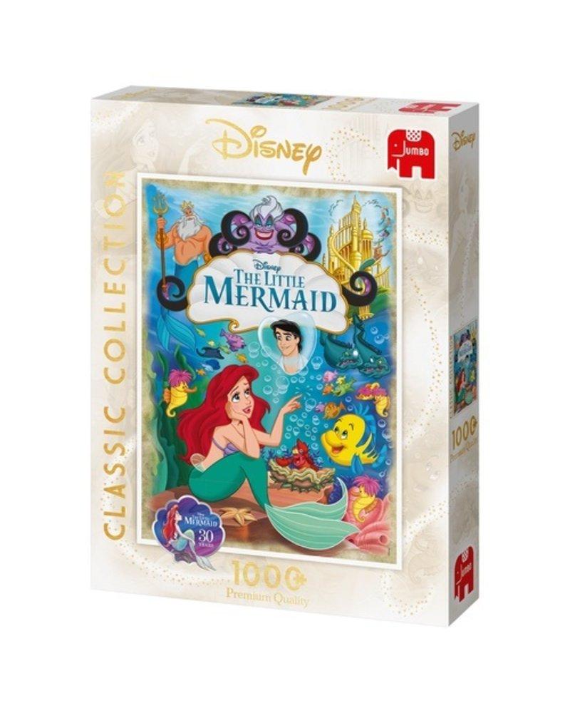 Jumbo Disney De Kleine Zeemeermin puzzel - 1000 stukjes
