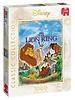 Jumbo Disney The Lion King - 1000 stukjes
