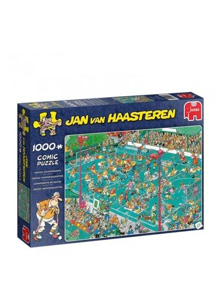 Jan van Haasteren Hockey Kampioenschappen - 1000 stukjes