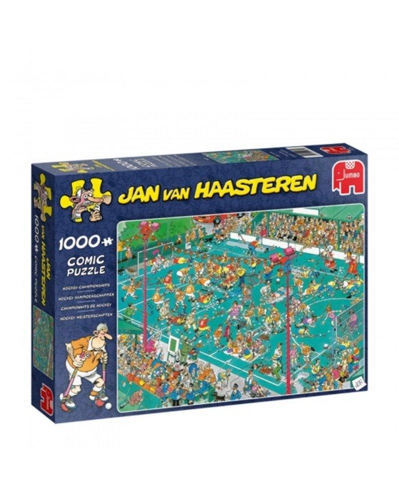 Jan van Haasteren Jan van Haasteren Hockey Kampioenschappen - 1000 stukjes