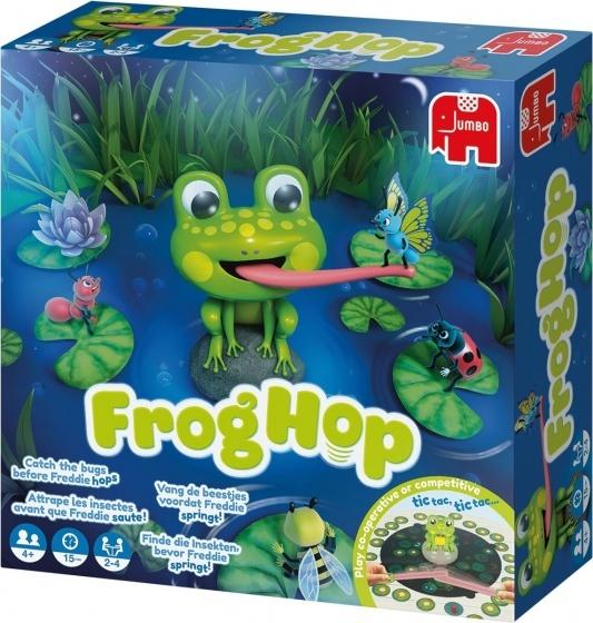 Jumbo Frog Hop
