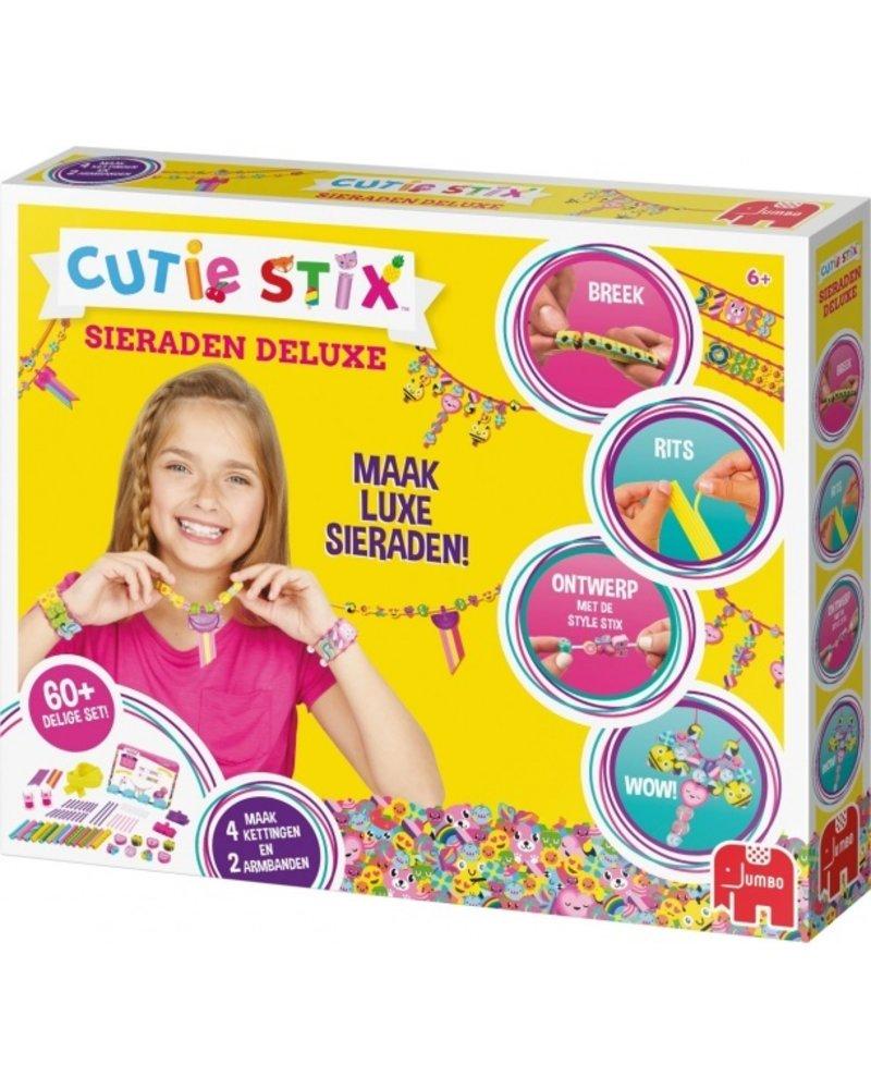 Jumbo Cutie Stix - Sieraden meisjes 9-delig