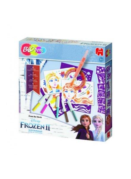 Jumbo Frozen II Blopens 19-delig