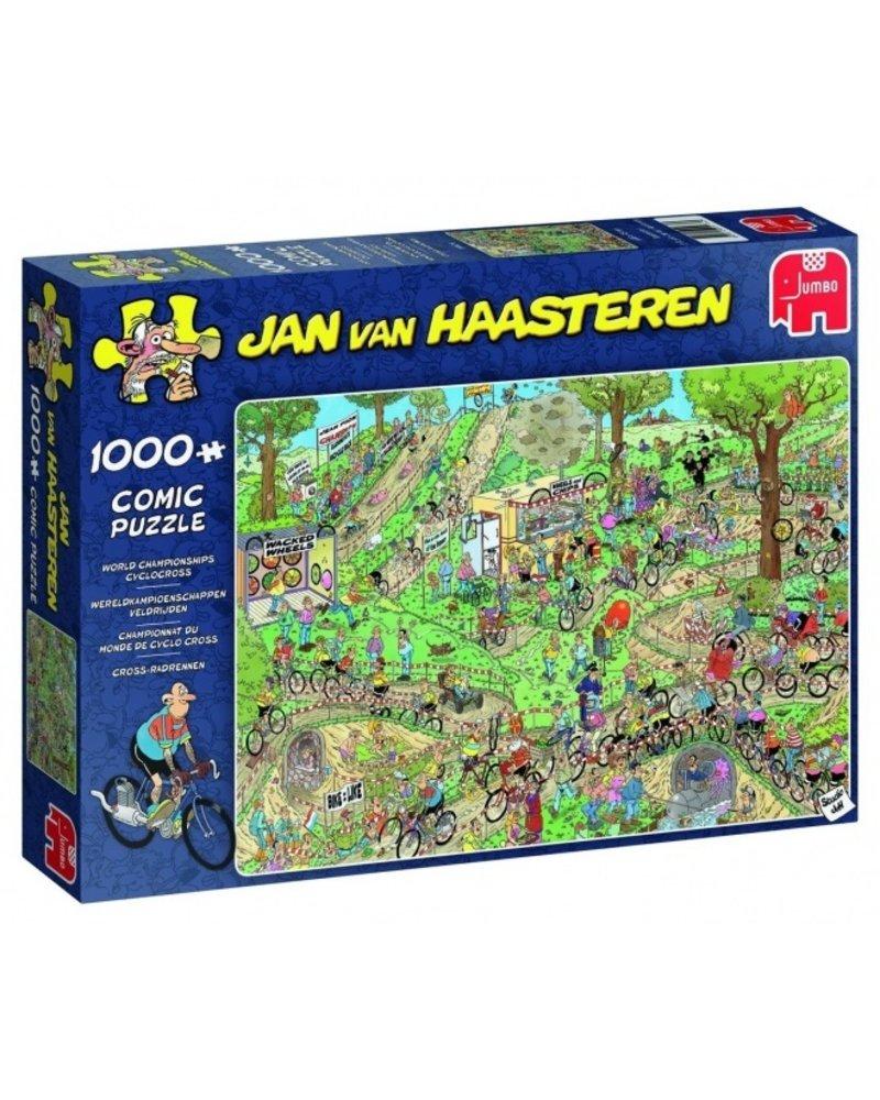Jan van Haasteren Jan van Haasteren WK Veldrijden - 1000 stukjes