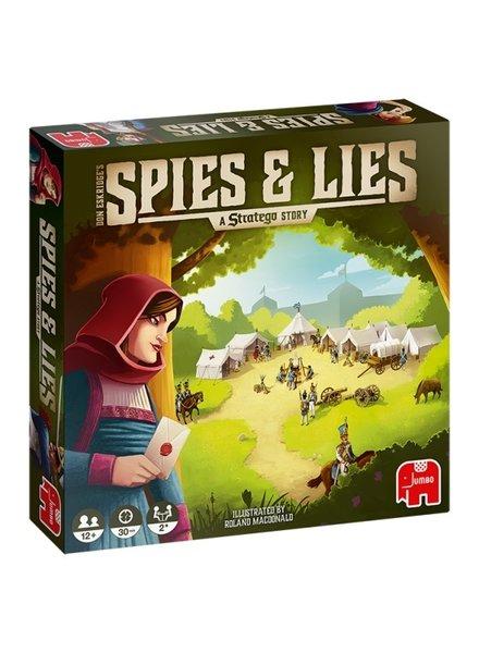 Jumbo Stratego - Spies & Lies