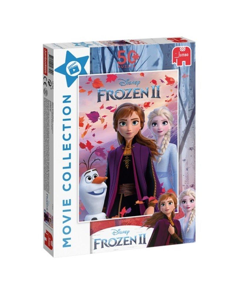 Jumbo Disney Frozen 2 filmposter 50 stukjes puzzel