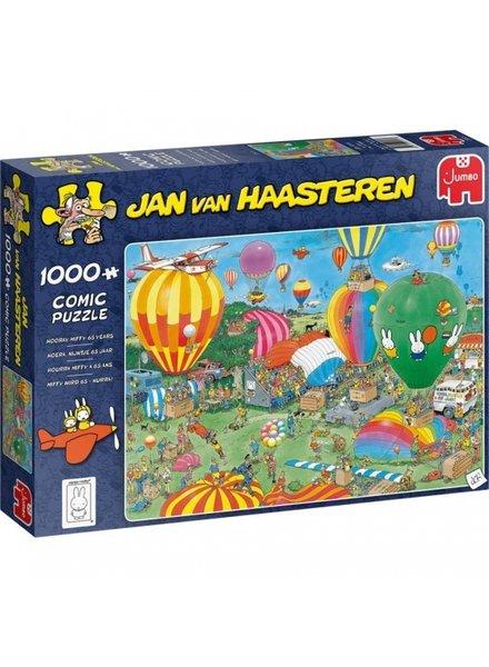 Jan van Haasteren Nijntje 65 jaar - 1000 stukjes