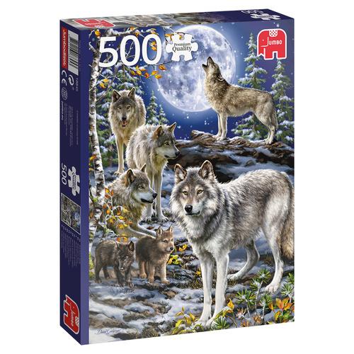 Jumbo Wolvenroedel - 500 stukjes