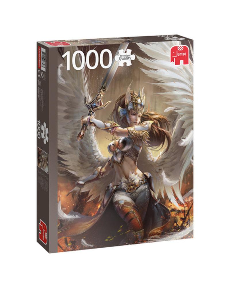 Jumbo Engelenkrijger - 1000 stukjes
